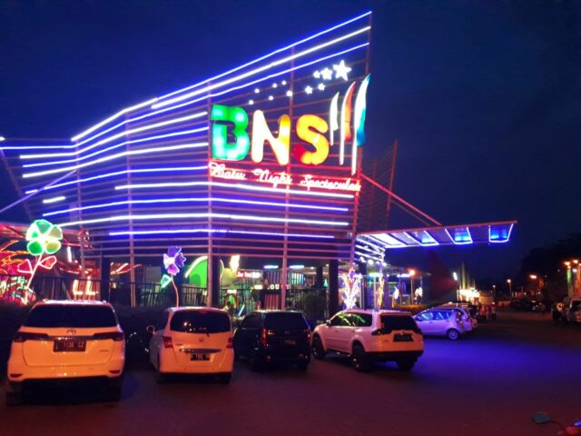 Batu Night Spectacular Malang