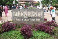 Taman Mekarsari Bogor
