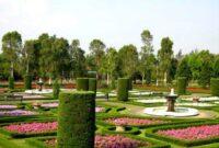 Taman bunga nusantara ciaunjur